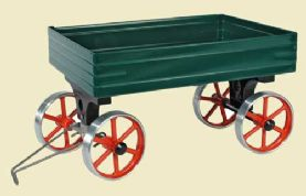 Mamod Steam Roller Trailer.